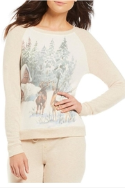 The Dressing Room Deer Scene Top - Product Mini Image