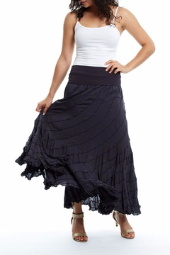 Shoptiques Product: Easy Flair Skirt