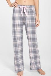 The Dressing Room Gray Plaid Bottoms - Product Mini Image