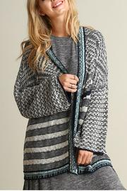 The Dressing Room Knit Open Cardigan - Front cropped