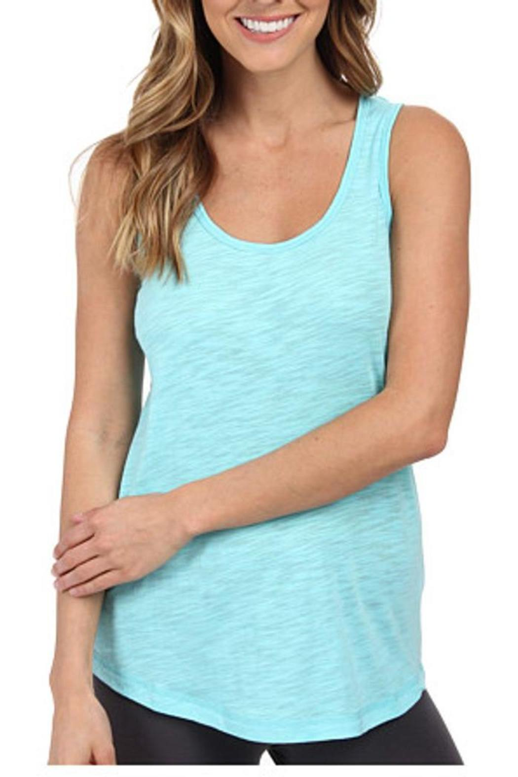 The Dressing Room Lace Back Tank - Main Image
