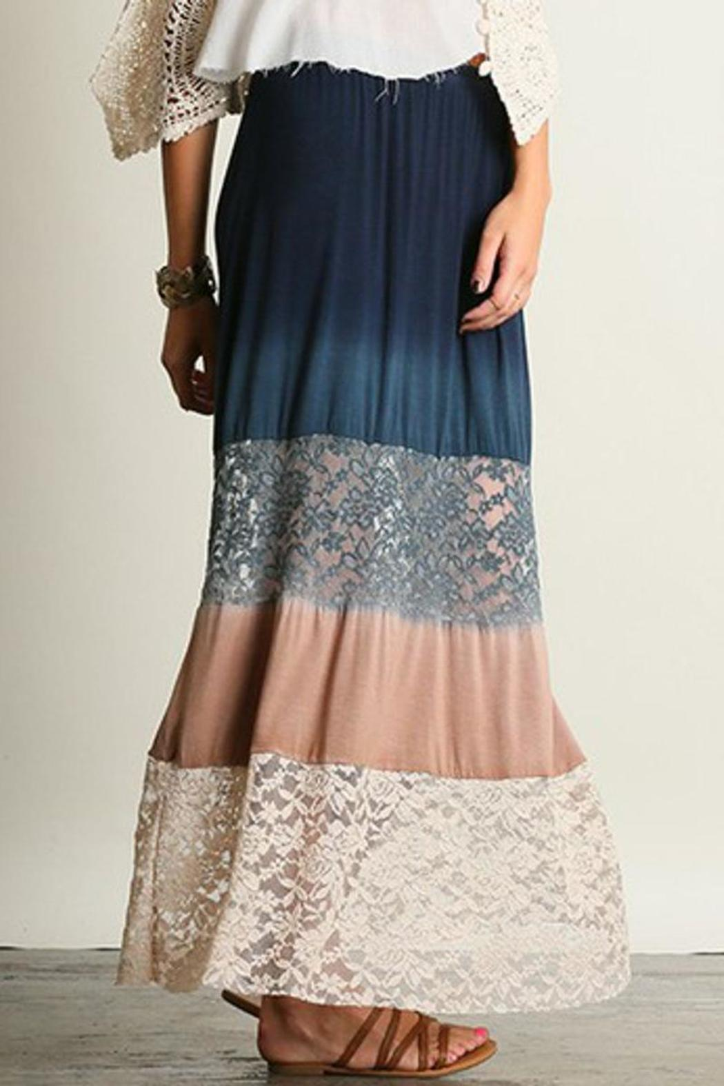 the dressing room lace maxi skirt from california shoptiques