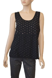 The Dressing Room Layered Embellished Tank - Product Mini Image