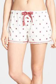 The Dressing Room Liberty Stars Shorts - Front cropped