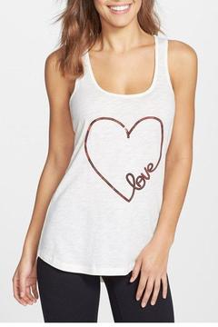 The Dressing Room Love Heart Tank - Product List Image