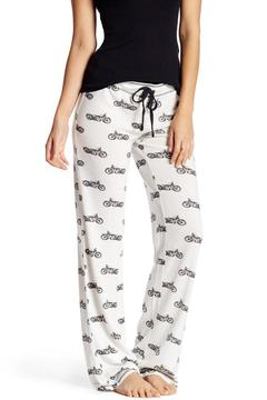 The Dressing Room Motorcycle Print Bottoms - Product List Image