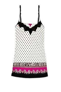 The Dressing Room Multi Print Camisole - Product List Image