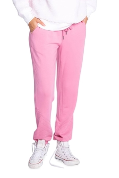 The Dressing Room Quilted-Detail Lounge Pants - Product List Image