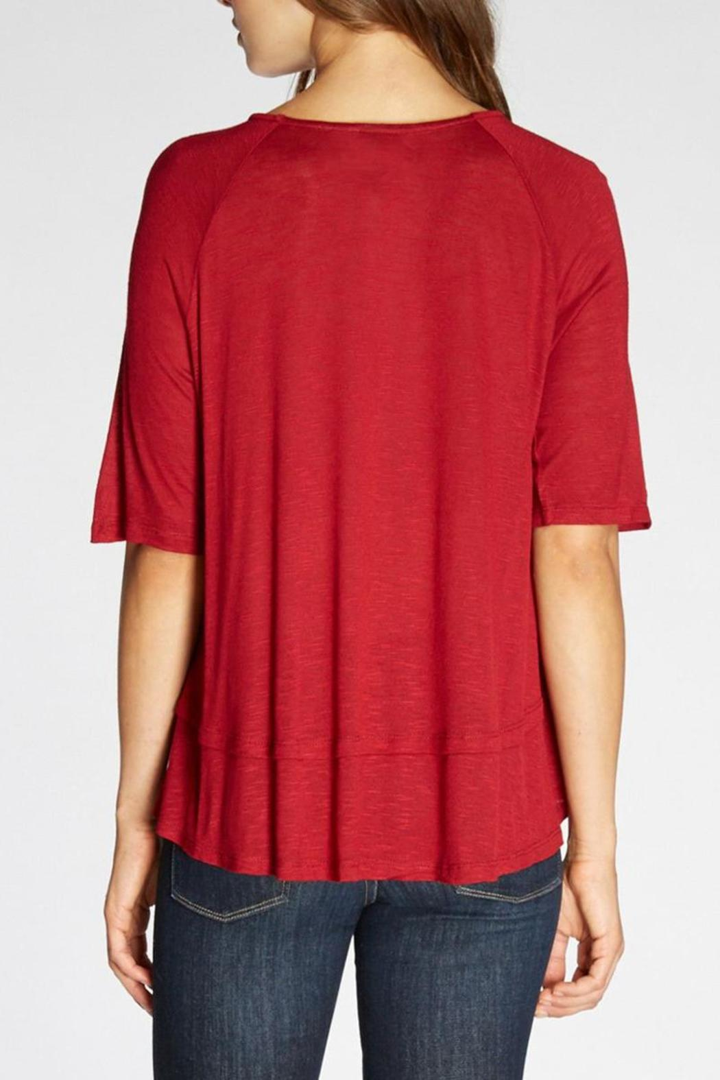 The Dressing Room Relaxed Fit Top - Front Full Image