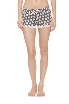 Shoptiques Product: Sweet Heart Shorts