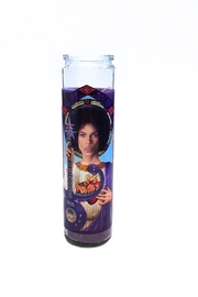 The Eternal Flame Prince Prayer Candle - Product Mini Image
