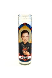 The Eternal Flame Rbg Prayer Candle - Product Mini Image