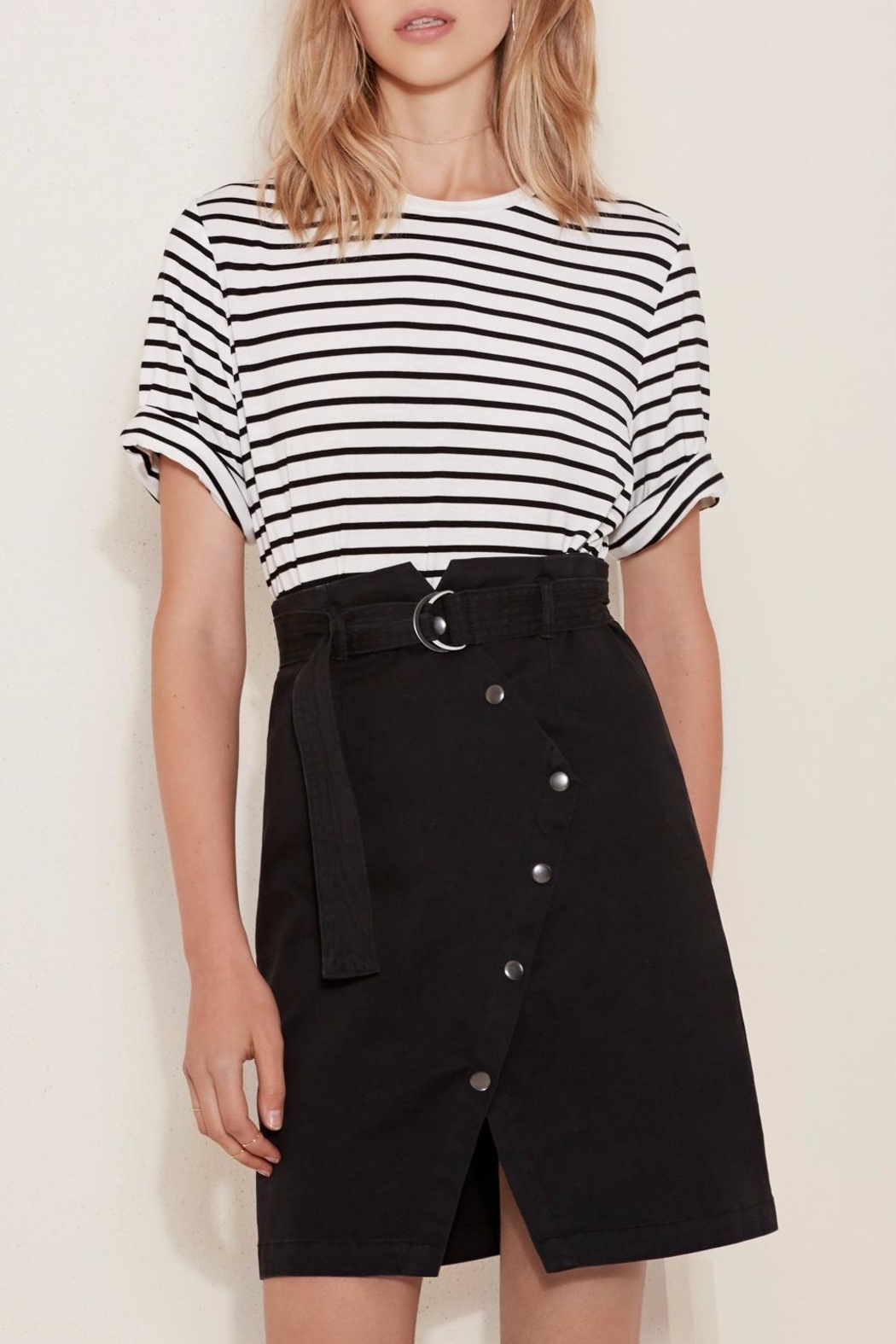 The Fifth Label Belted Wrap Skirt - Main Image