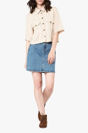 The Fifth Label Born Free Sand Shirt - Front cropped