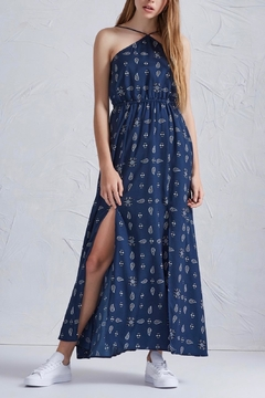 Shoptiques Product: Halter Maxi Dress