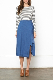 The Fifth Label Infinity Denim Skirt - Product Mini Image