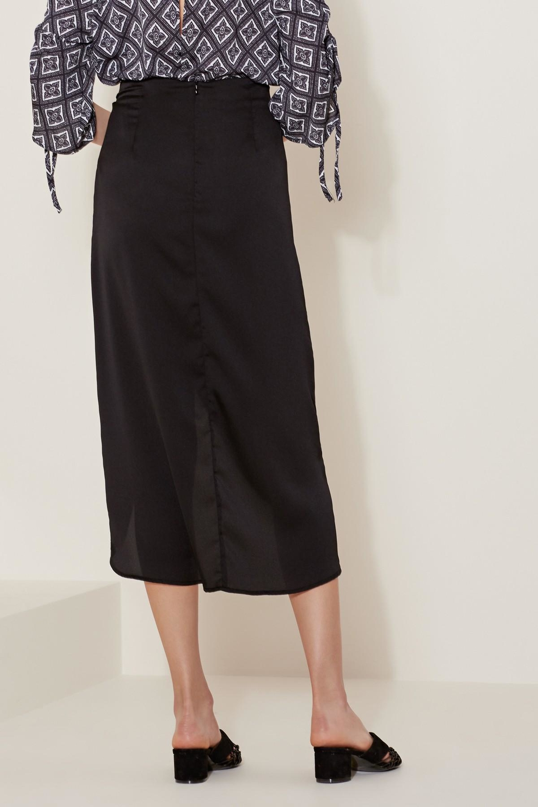 The Fifth Label Knot Wrap Skirt - Side Cropped Image