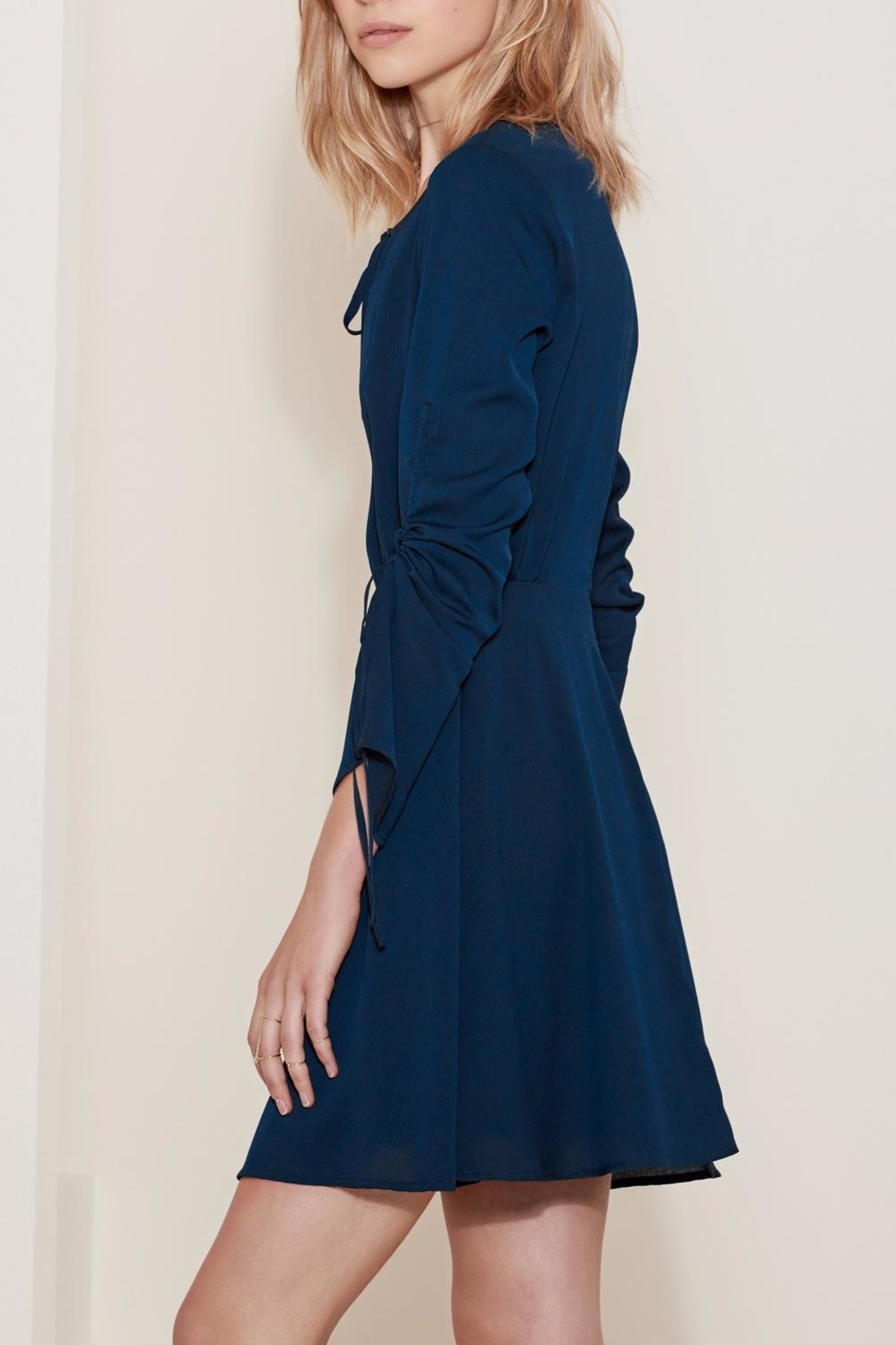 The Fifth Label Tie String Dress - Front Full Image