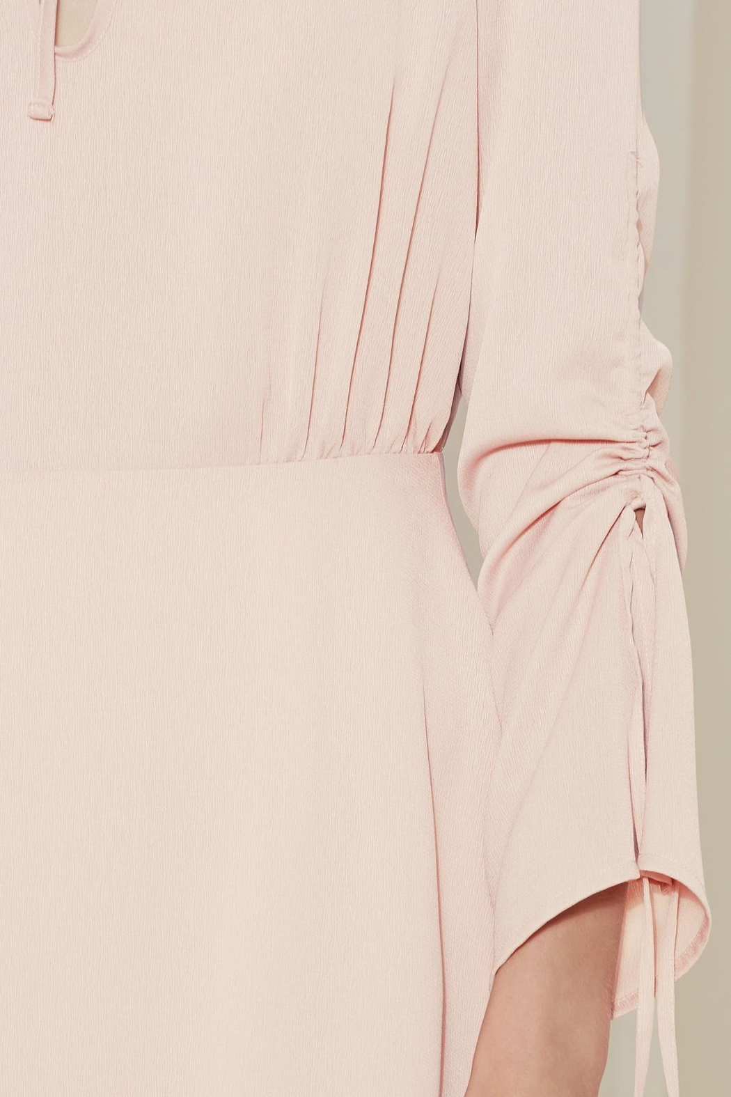 The Fifth Label Tie String Dress - Back Cropped Image