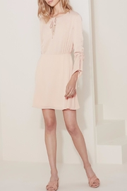 The Fifth Label Tie String Dress - Product Mini Image