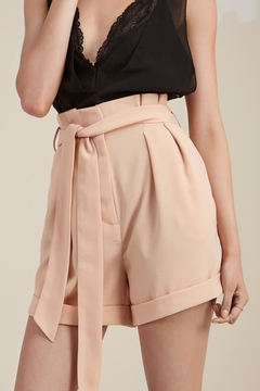 The Fifth Label Paperbag Tie-Waist Shorts - Alternate List Image