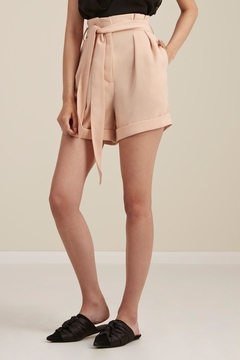 The Fifth Label Paperbag Tie-Waist Shorts - Product List Image