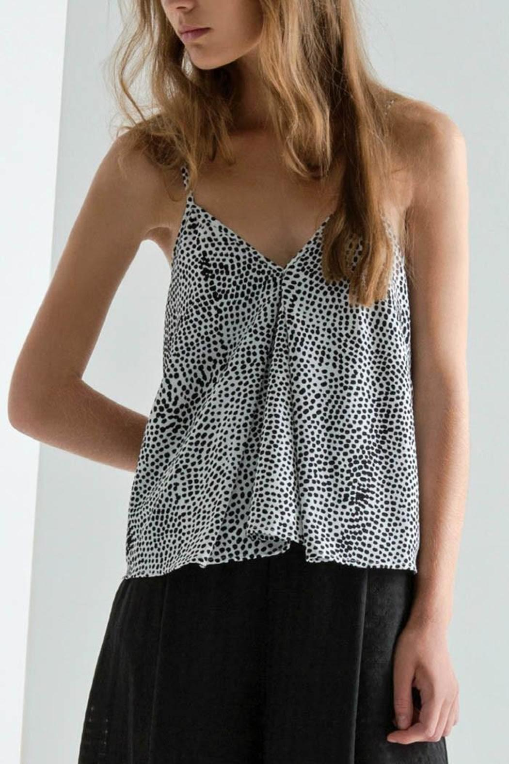 The Fifth Label Polka Dot Top - Main Image