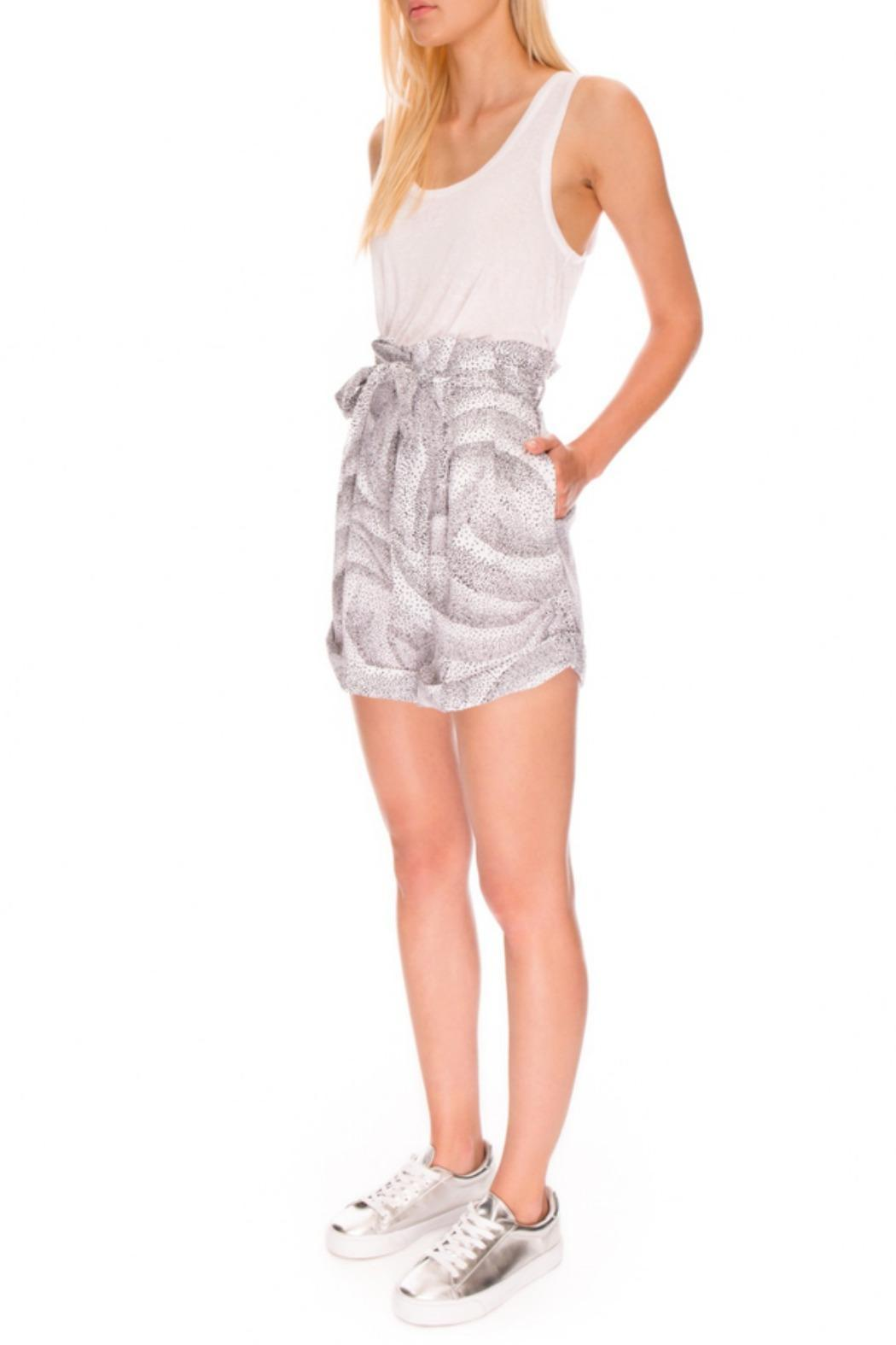 The Fifth Label Saty Awhile Shorts - Front Full Image