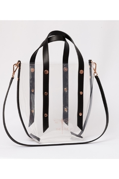The Flie Tailgate Clear Tote - Alternate List Image