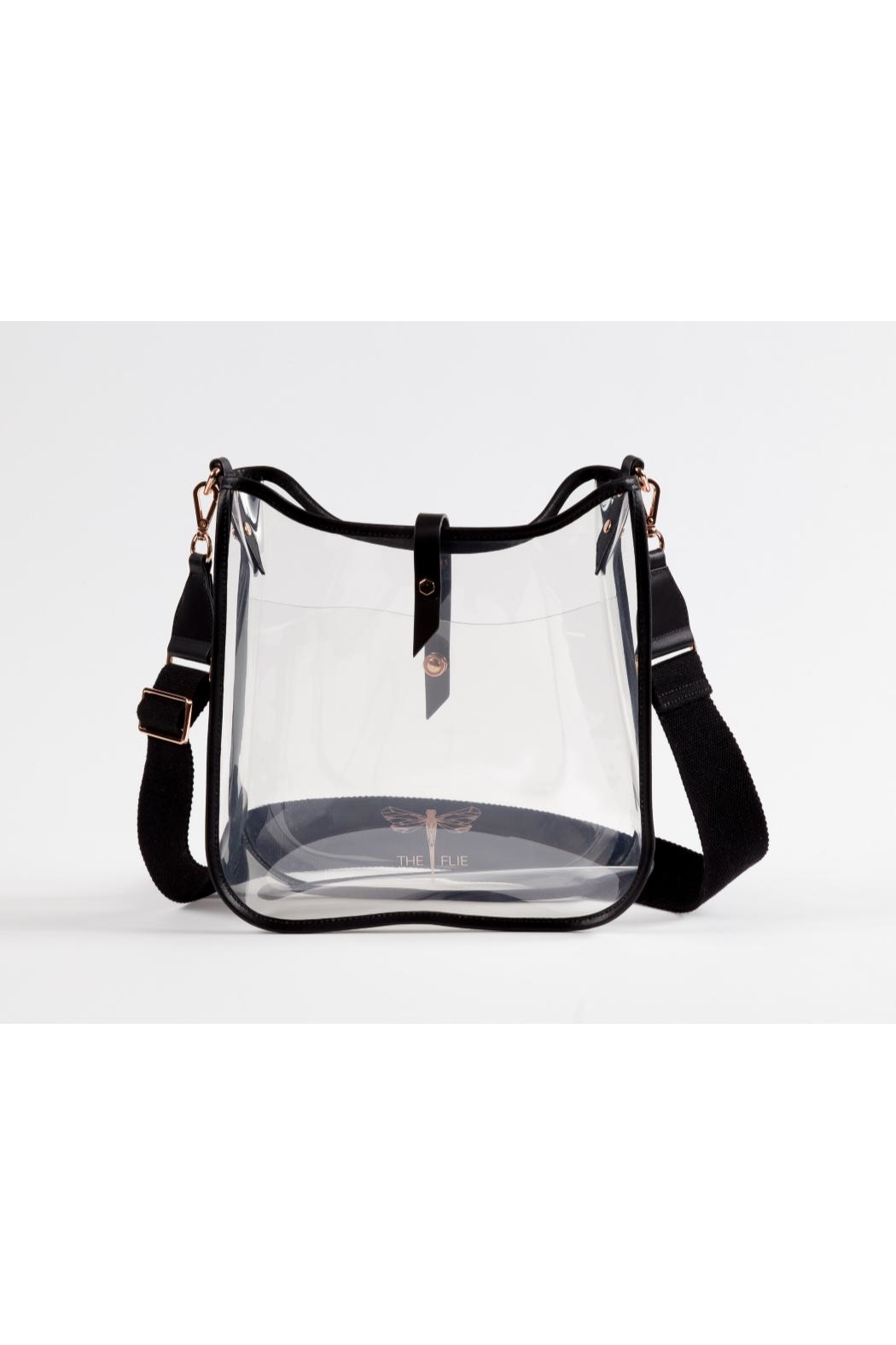 The Flie The Ticketholder Crossbody - Main Image