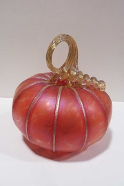 The Furnace: A Glassworks  Merlot Glass Pumpkin - Product Mini Image
