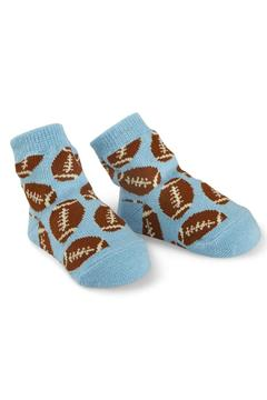 Shoptiques Product: Blue Football Socks