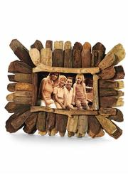 The Gift Pod Driftwood Frame - Product Mini Image