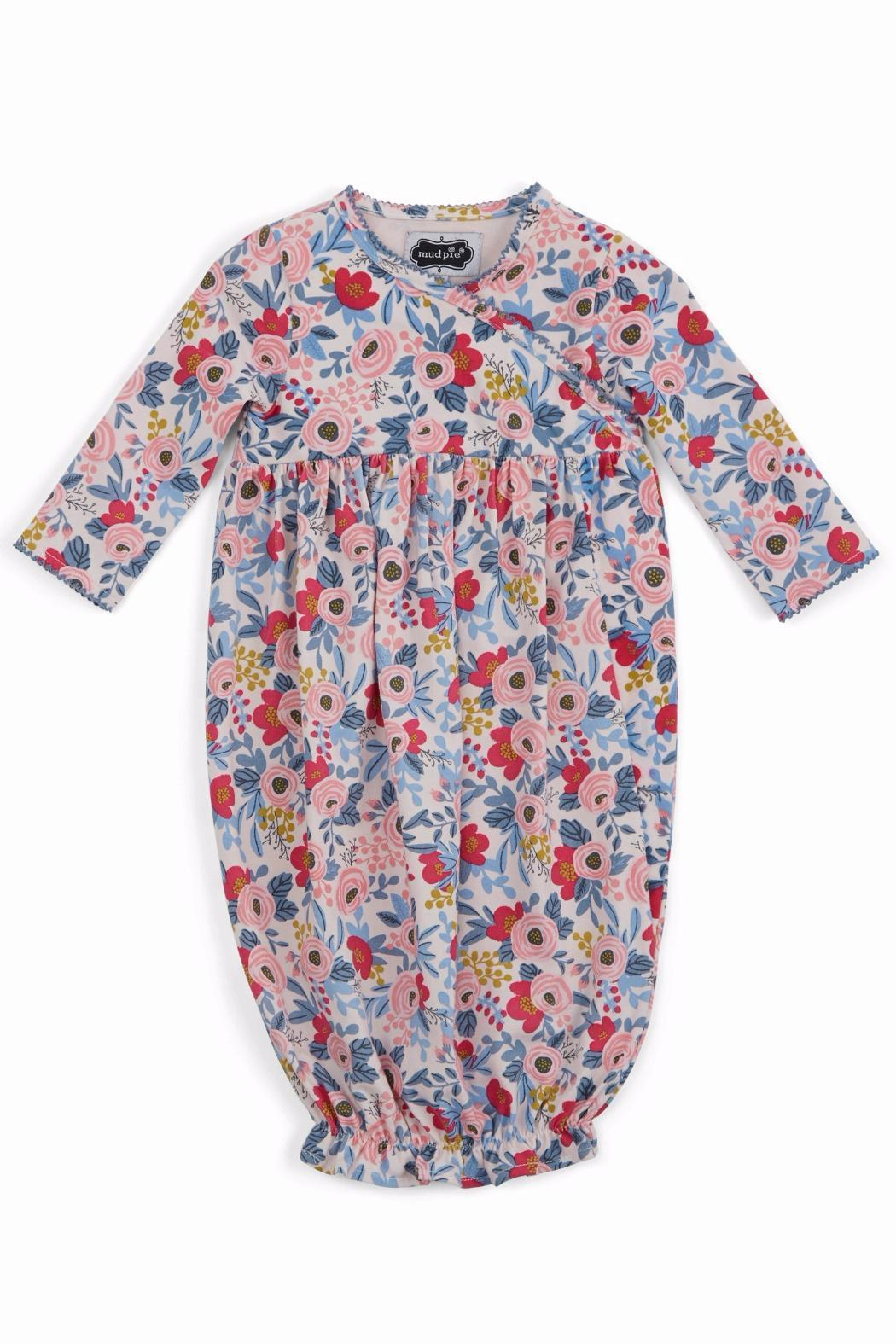 The Gift Pod Floral Sleep Gown - Main Image