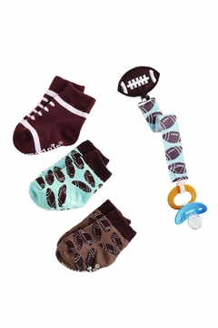 Shoptiques Product: Football Socks