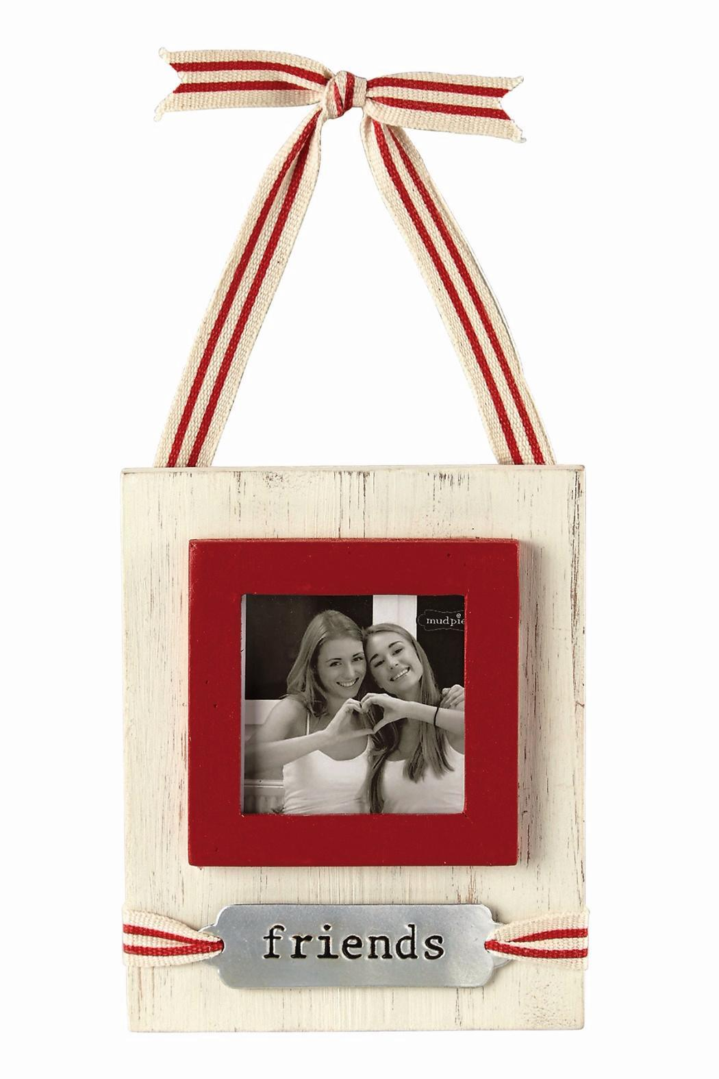 The Gift Pod Friends Ornament Frame from Louisiana — Shoptiques