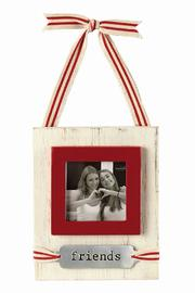 The Gift Pod Friends Ornament Frame - Front cropped