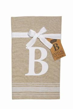 The Gift Pod Initial Sack Towel - Alternate List Image