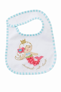 The Gift Pod Mermaid Bib - Alternate List Image