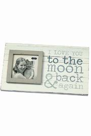 The Gift Pod Moon & Back Frame - Front cropped