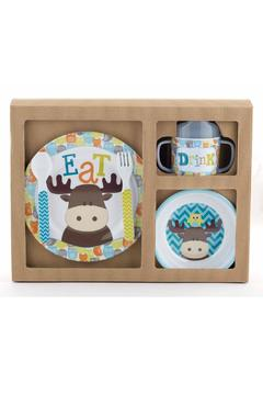 The Gift Pod Moose Feeding Set - Alternate List Image