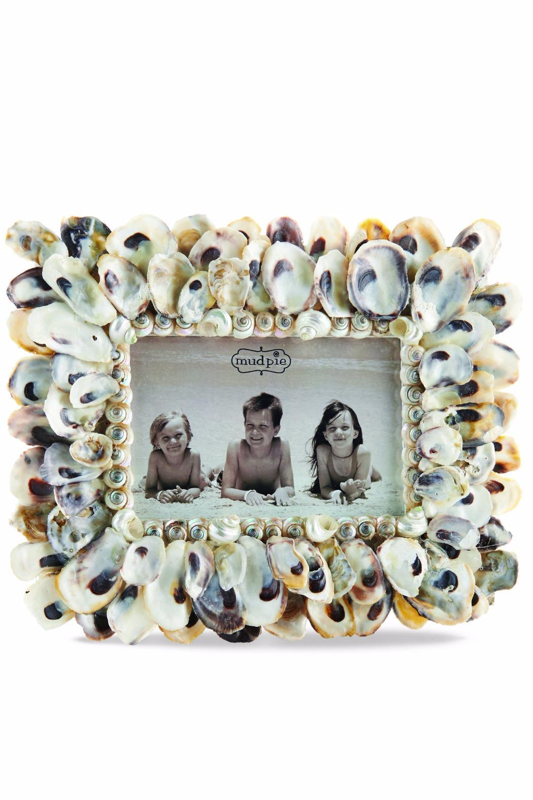 The Gift Pod Oyster Shell Frame - Main Image