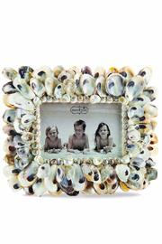 The Gift Pod Oyster Shell Frame - Front cropped