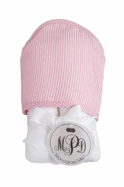 The Gift Pod Pink Hooded Towel - Product Mini Image