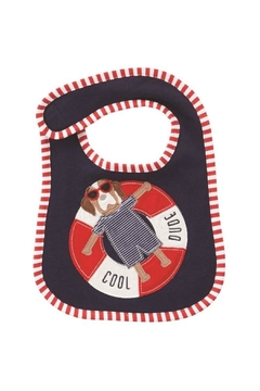The Gift Pod Puppy Pool Bib - Alternate List Image