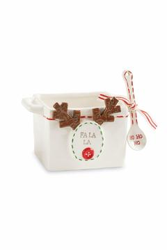 Shoptiques Product: Reindeer Candy Bowl