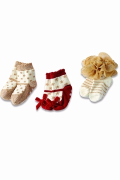 The Gift Pod Sparkle Sock Set - Alternate List Image