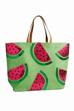 The Gift Pod Watermelon Tote - Alternate List Image