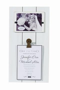 Shoptiques Product: Wedding Invite Frame