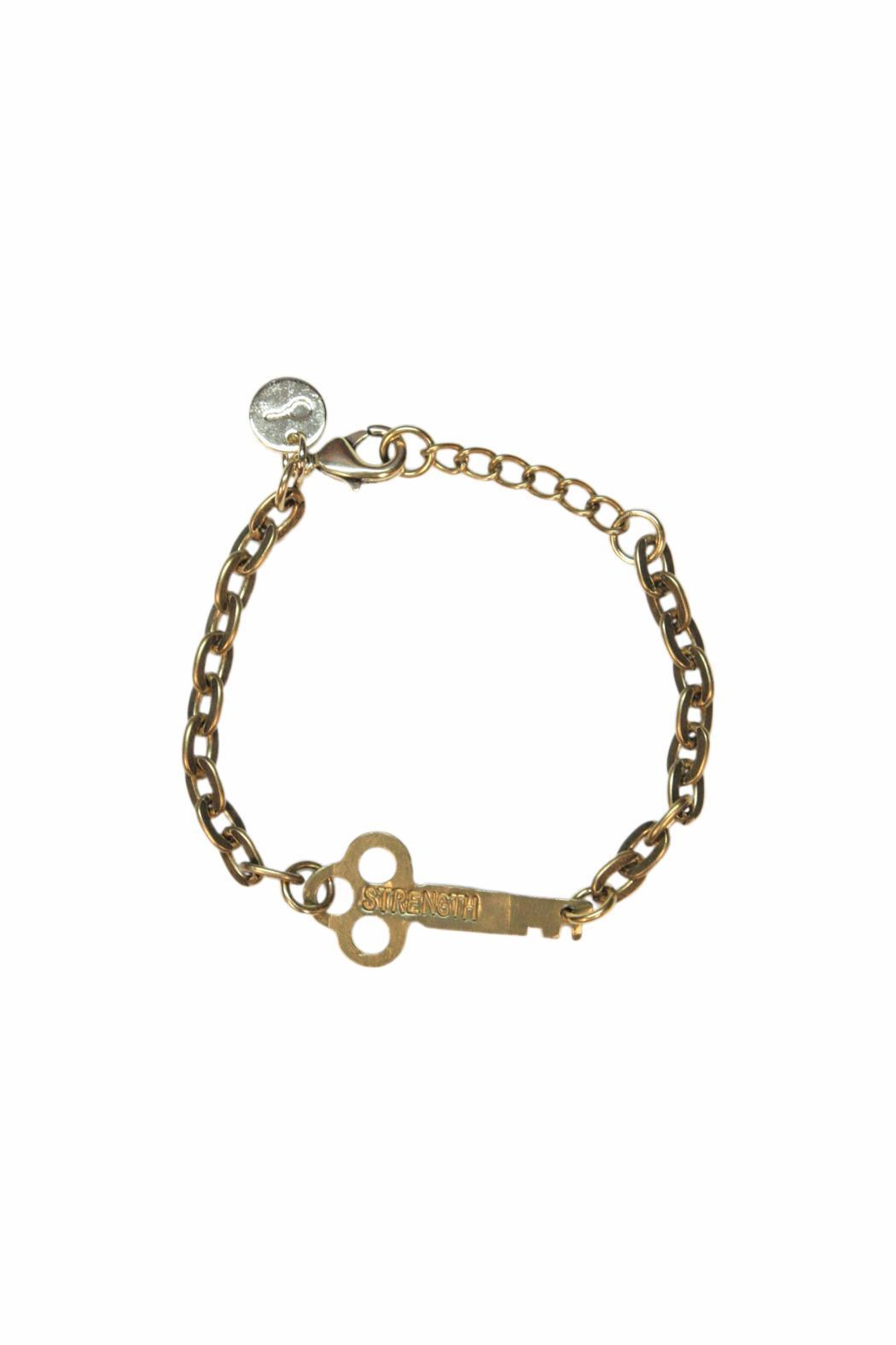 The Giving Key Never Ending Bracelet From Kentucky By Picket Fence